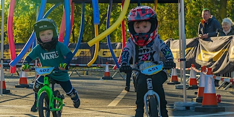 Balance Bike World Championships - Day 2 - Dual Slalom tickets