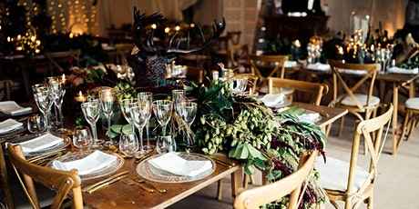 Christmas Deluxe Deck the Table Workshop, Dinner Bed and Breakfast tickets