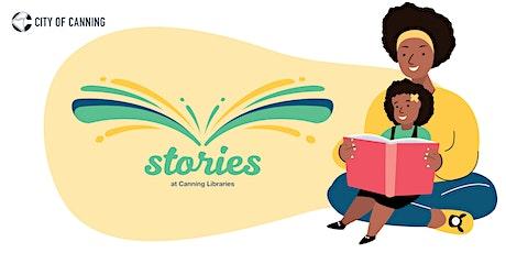 Stories at Riverton - Week 8 tickets