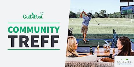 Golf Post Community-Event // Saisonabschluss Tickets