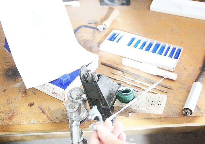 Lost Wax Casting Workshop (Mini Apprenticeship) image