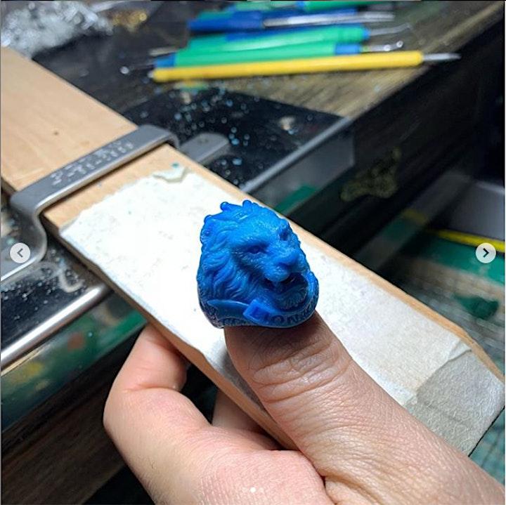 Lost Wax Casting Workshop (Mini Apprenticeship) image