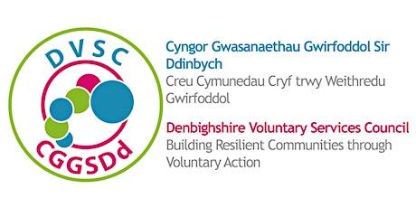 DVSC Annual General Meeting / Cyfarfod Blynyddol CGGSDd