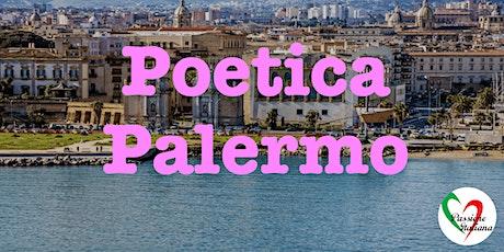 Virtual Tour of Italian Cities - Poetica Palermo tickets