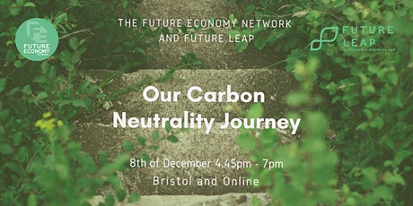 Our Carbon Neutrality Journey tickets