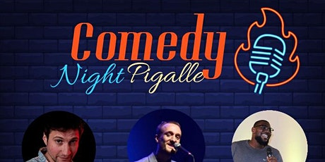 Comedy Night Pigalle # 18 billets