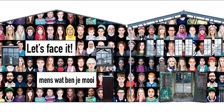 Let's face it! Mens wat ben je mooi tickets