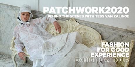 Exhibition Tour with Tess van Zalinge - Patchwork2020 tickets