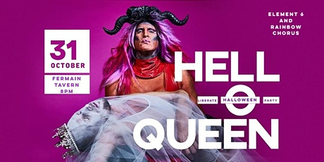 Hell-O-Queen - Monsters, Magic & Mayhem tickets