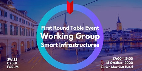 Round Table Event: Smart Infrastructures Tickets