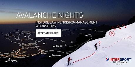 ORTOVOX AVALANCHE NIGHTS | Achermann Sport Alpnach