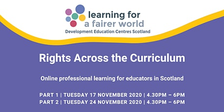 Rights Across the Curriculum tickets