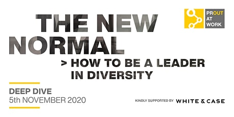 LGBT*IQ-DEEP DIVE: The new normal – how to be a leader in Diversity tickets