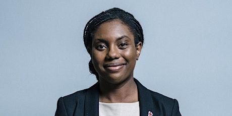 Supporting Ethnic Diversity in Entrepreneurship – with Kemi Badenoch MP