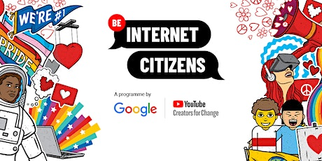 Be Internet Citizens - Teacher Training, UK Nationwide (19th November) tickets