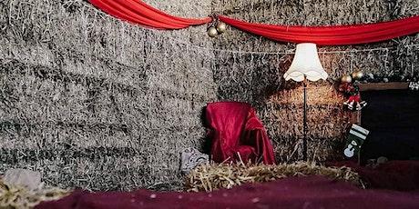 The Hayloft Santa Experience - Saturdays 2020 tickets
