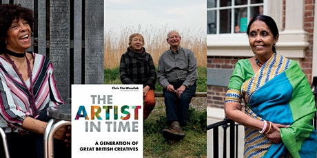 Please join us for the launch of… The Artist in Time tickets