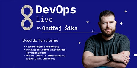 DevOps live: Úvod do Terraformu tickets