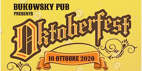 Oktoberfest 2020 @bukowskypub biglietti