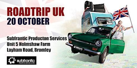 Highlite Road Trip UK @ Subfrantic tickets