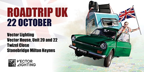 Highlite Road Trip UK @ Vector Lighting tickets