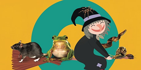 Zoolab presents: Zoo on the Broom at Bracknell Library tickets