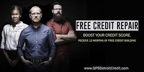 Free Credit Repair and Credit Building Workshop. tickets