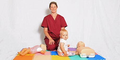 Baby & Child First Aid at Dragon Sensory (Holmer Green) tickets