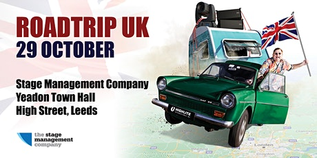 Highlite Road Trip UK @ Stage Management Company tickets