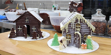 Christmas Chocolate Cottage Making tickets