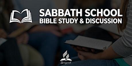Adult Sabbath School - 10am tickets