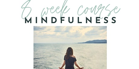 8-week Online Mindfulness Course tickets
