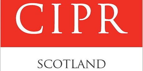 CIPR Scotland AGM 2020 tickets