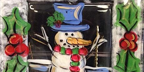 Dec 1st Schenectady Yacht Club - Holiday Paint-N-Sip tickets