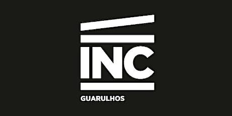 Sessão Presencial INC -Guarulhos ingressos