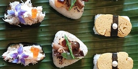 Copy of The Exchange Supper Club: Sushi Night with Fi Sells Sushi tickets