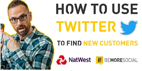 How to use Twitter to find New Customers ... tickets