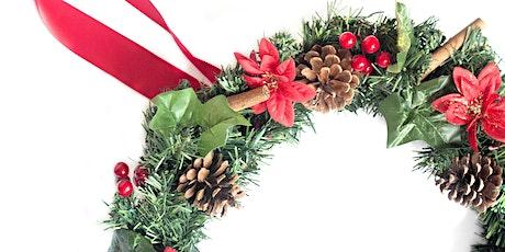 ONLINE Wreath Customisation tickets