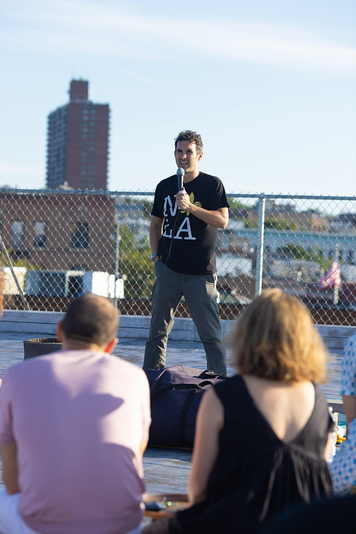 Borscht: A Brooklyn Rooftop Stand Up Comedy Show at The Tiny Cupboard image
