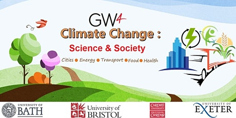 Climate Change: Science & Society tickets