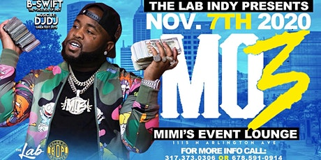 The Lab Presents Mo3 Live tickets