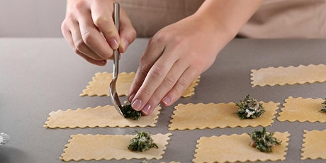 Make & Take: Filled Pastas (Class Full - Waitlist Only)