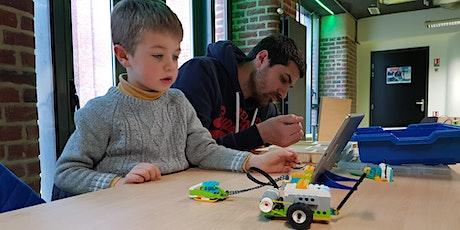 EuraTech'Kids - ateliers coding et robotique à Lille billets