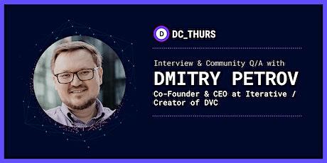 DC_THURS : DVC w/ Dmitry Petrov