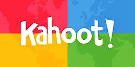 Uso y Manejo de la Plataforma Kahoot para la Educación a Distancia boletos