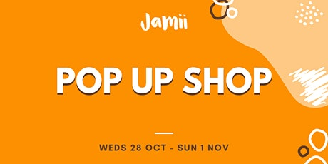 Jamii Pop Up Shop tickets