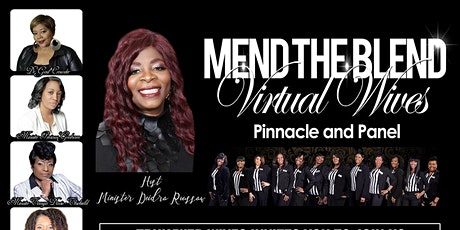 MEND the BLEND Virtual Pinnacle & Panel tickets