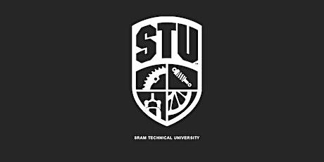 SRAM Technical University Online  15.12.2020 Dämpfer Tickets