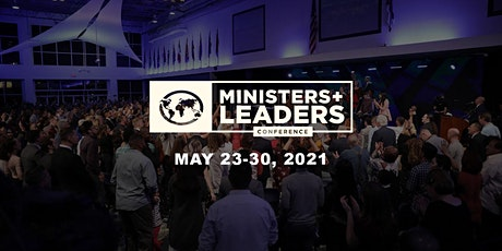 Spring Ministers' & Leaders' Conference 2021 tickets