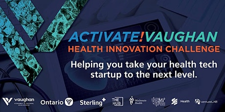 Activate!Vaughan Pitch Prep Session with ventureLAB tickets